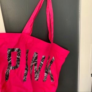 Hot pink bag from Pink by VS